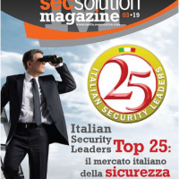 Italian Security Leaders, Top 25: il comparto della sicurezza è sempre più competitivo