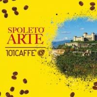 101CAFFE' consolida la collaborazione con Spoleto Arte a cura di Vittorio Sgarbi