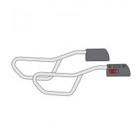 Nuovo telaio per borse laterali morbide a marchio Givi TR01