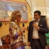 Inaugurazione tra gli applausi per Spoleto Arte con Sgarbi, Alberoni e molti altri amici vip