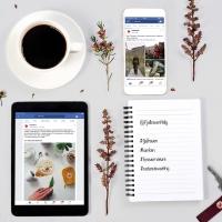 A Blu Wom la gestione della pagina Facebook Fjällräven Italia
