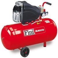 Elettro-compressore Fini Amico 50 lt: qualità e garanzia tutta italiana