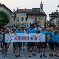 Pedalata Tra Le Stelle | 300 ciclisti alla pedalata Orta-Mottarone: raccolti € 6.000,00 devoluti in beneficenza