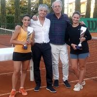 Elora Dabija ha vinto l'Open di tennis di Sansepolcro