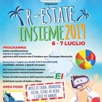 """-Brusciano: """"R-Estate Insieme 2019"""" una iniziativa dell'Associazione """"Insieme si può"""". (Scritto da Antonio Castaldo)"""