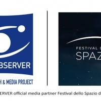 COSMOBSERVER media partner del Festival dello Spazio