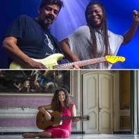 Prosegue la Rassegna Sere d'Estate a Villa Scassi con Mia & Luca Borriello e Alessia Ramusino in concerto