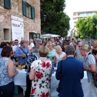 Spoleto Arte brinda al successo della mostra antologica su Pier Paolo Pasolini a Grado