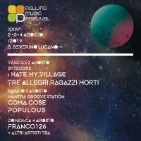 POLLINO MUSIC FESTIVAL dal 2 al 4 agosto 2019