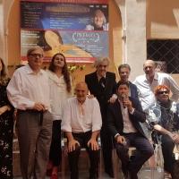 Massimo Giletti a Spoleto per il Premio Margherita Hack
