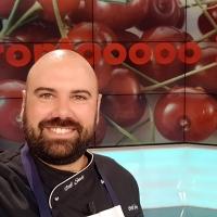 """La cucina di chef Shady su RaiUno per """"Unomattina Estate"""""""