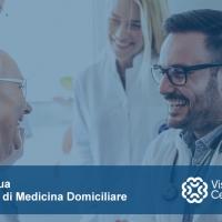 IL CENTRO MEDICO VISCONTI DI MODRONE DA' IL VIA ALLA MEDICINA DOMICILIARE