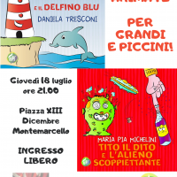 Letture animate a Montemarcello (SP)