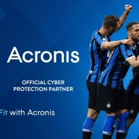ACRONIS E FC INTERNAZIONALE MILANO: UNA PARTNERSHIP PER L'ERA DEGLI SPORT DATA-DRIVEN