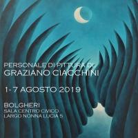 Graziano Ciacchini in mostra personale a Bolgheri