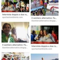 Intervista doppia alle due runner Fabiola Desiderio e Giulia d'Angelis