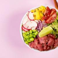 Apre 'Opoké, a Napoli il primo ristorante virtuale di Poké Bowls