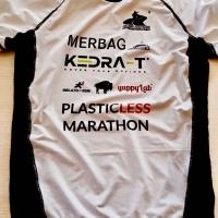 Alberto Merex Mereghetti, Plasticless Marathon: La mia sarà una maratona in solitaria