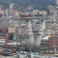 Ponte Morandi Un Anno Dopo La Tragedia: Resta Atlantia , La Crisi Di Governo E Nemmeno Il Ricordo Delle Vittime
