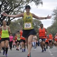 Marcia Muzzi, corsa: Il mio sogno è fare la maratona di Roma 2020!