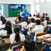 Un Mondo Libero dalla Droga abbatte il tasso di criminalità in El Salvador