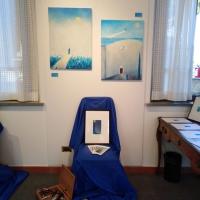 Graziano Ciacchini conclude con ottimi riscontri la mostra personale a Bolgheri