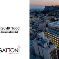 Gattoni Rubinetteria per l'hotel Electra Metropolis di Atene