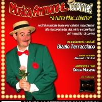 Spettacolo Musica Ammore e Ccorne di Diego Macario al teatro Lazzari Felici