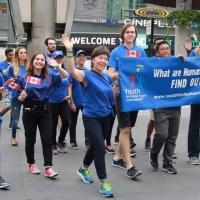 Gioventù per i Diritti Umani promuove la tolleranza a Toronto