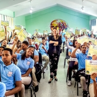 """Nella Repubblica Dominicana diminuiscono i crimini violenti dopo la diffusione del libretto """"La Via della Felicità"""""""