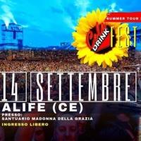 Cola Drink Festivalbar 2019: il 14 settembre ad Alife (CE), a Gigi Finizio il Premio alla Carriera