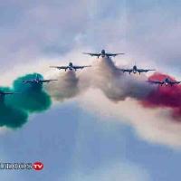 RIMINI: Frecce Tricolori 2019 100mila persone per lo spettacolo in cielo