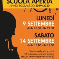 Scuola aperta Istituto Musicale Michelangeli