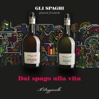 """Parte da Coin la campagna """"Dai Spago"""" studiata per raccontare la nuova immagine delle referenze Ortrugo e Gutturnio Il Poggiarello"""