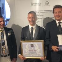 Venezia76, Gianluca Mech nominato ambasciatore del patrimonio architettonico storico d'Italia