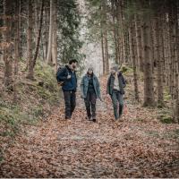 Passeggiate nel bosco, i modelli Hanwag dalla calzata perfetta e totalmente risuolabili
