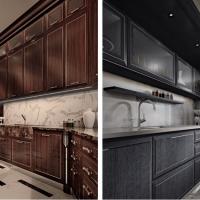 La cucina si veste di colori scuri: Essenza Exotic e Essenza Pure di Martini
