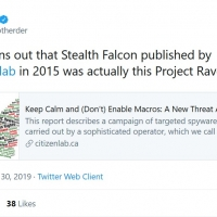 ESET: la nuova backdoor Stealth Falcon sfrutta Windows Update per eludere i software di sicurezza