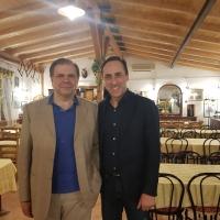 Marco Orsola, a Saracinesco, come a Fosdinovo, comunicazioni indietro di vent'anni