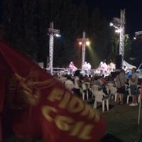 """- Pomigliano D'Arco: Alla Festa Fiom il convegno sulle """"Eccellenze industriali per il rilancio del Sud"""" ed il concerto dei Zezi. (Scritto da Antonio Castaldo)"""