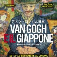 Vincent Van Gogh folgorato dal Giappone