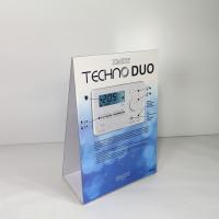 E' in distribuzione il nuovo espositore dedicato  al cronotermostato Techno Duo di Imit Control System