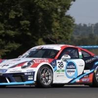 Porsche Carrera Cup Italia, Iaquinta è il nuovo leader