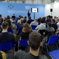 Ritorna la Conferenza Internazionale di DIGITAL&BIM Italia, il 21 e 22 novembre al quartiere fieristico di Bologna. Il cuore della nuova edizione analizzerà le opportunità e i rischi della trasformazione digitale nell'Am