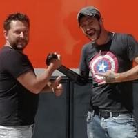 Sport e sociale, la Steels Motocross avvia la sinergia con Luca Guerzoni