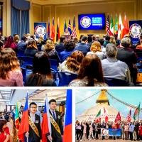 Gioventù per i Diritti Umani organizza quattro conferenze internazionali