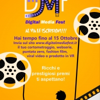 AL VIA LA PRIMA EDIZIONE DEL DIGITAL MEDIA FEST