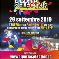 Liguria Selection parte da Vado Ligure: domenica prima tappa al Party Social del Molo 8.44