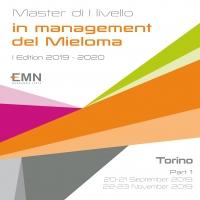 Al via a Torino il primo Master in Management del Mieloma