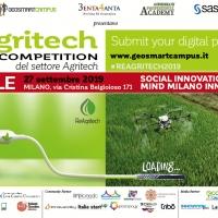 #ReAgritech2019, la Finale della StartUp Competition dedicata al settore agricolo